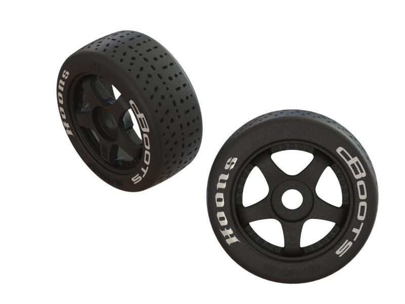 dBoots Hoons 48/100 2.9 All-Road Reifen verstärkt 1/8 (17mm)