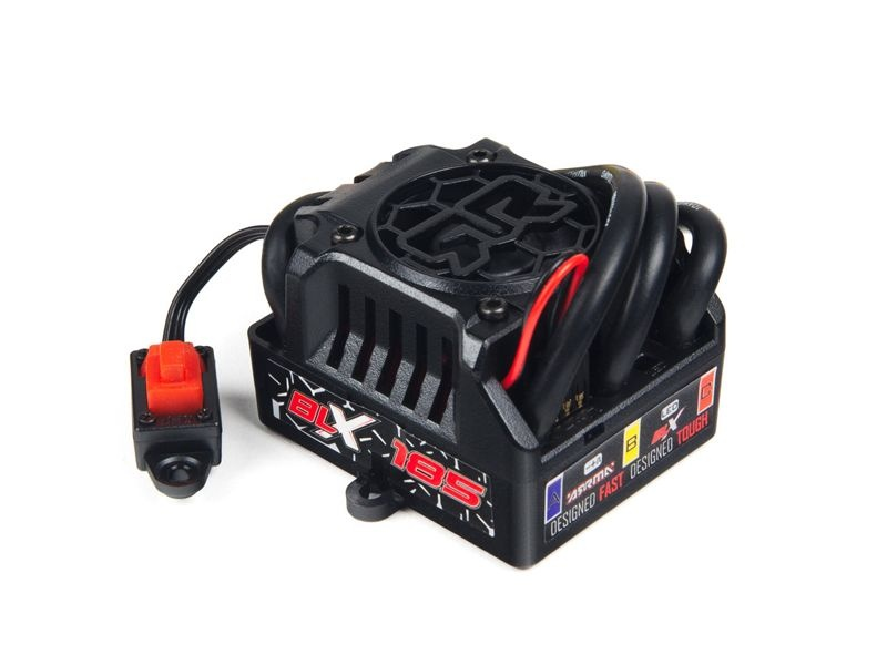 BLX185 Brushless 1/8 3-6s ESC Wasserdicht 185A