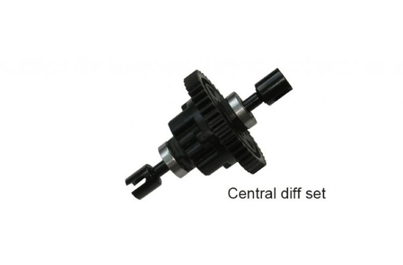 Mittel Differential Set - Maximus