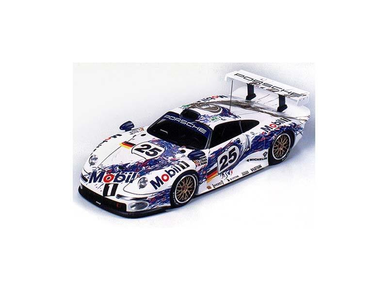 PORSCHE 911 GT-1 1/24