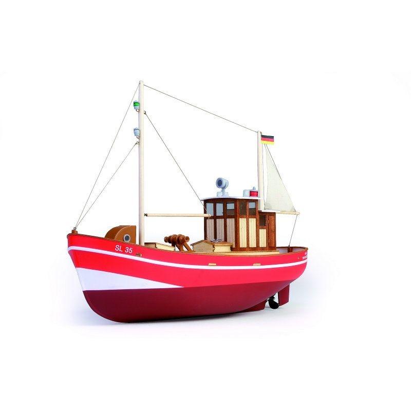 Fischkutter Anja SL 35 1:60 Bausatz