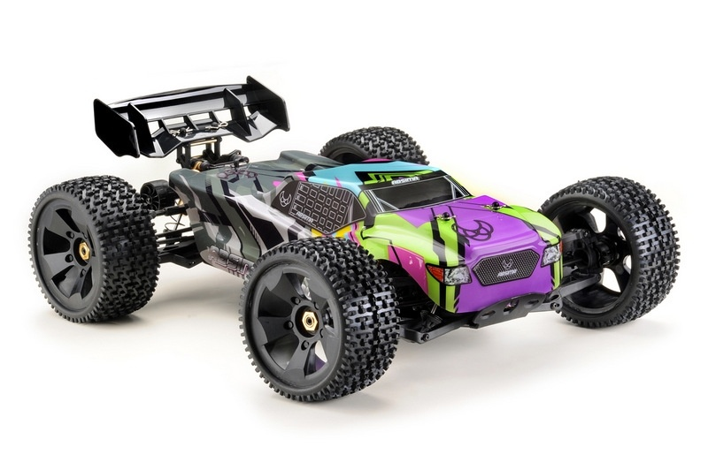 TORCH Gen2.0 4WD Brushless Trugyy 1:8 6S RTR 2,4GHz RTR