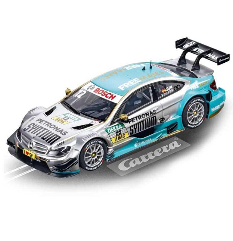 Digital 132 AMG Mercedes C-Coupe DTM D. Juncadella, No.12