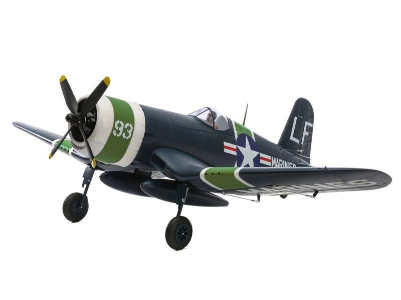 F4U-4 Corsair 1,2 m BNF Basic
