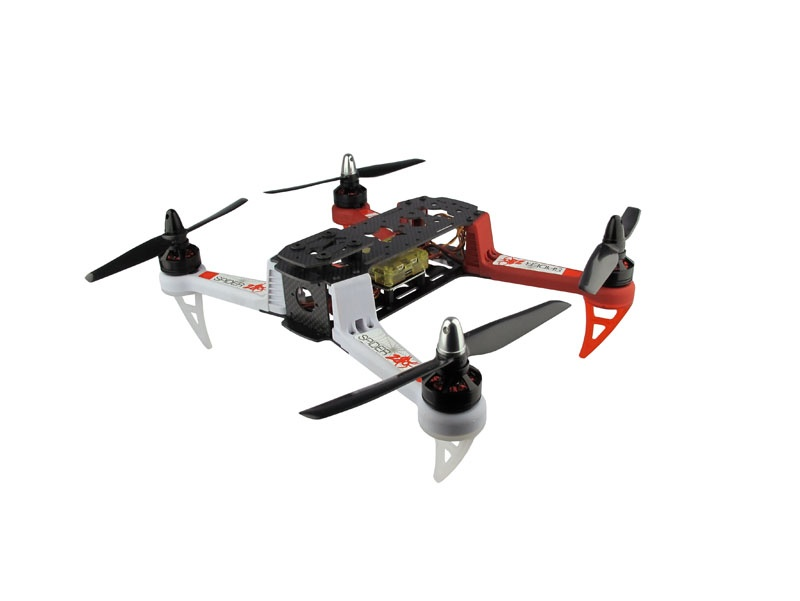 SPIDER 280 RACE  PNP  Carbon-Frame  CC3D  LED