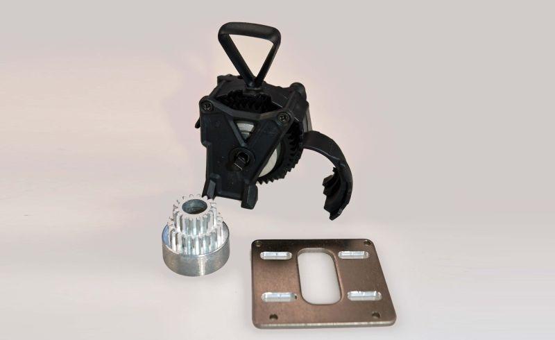 Gang Schaltgetriebe Set für CV-10