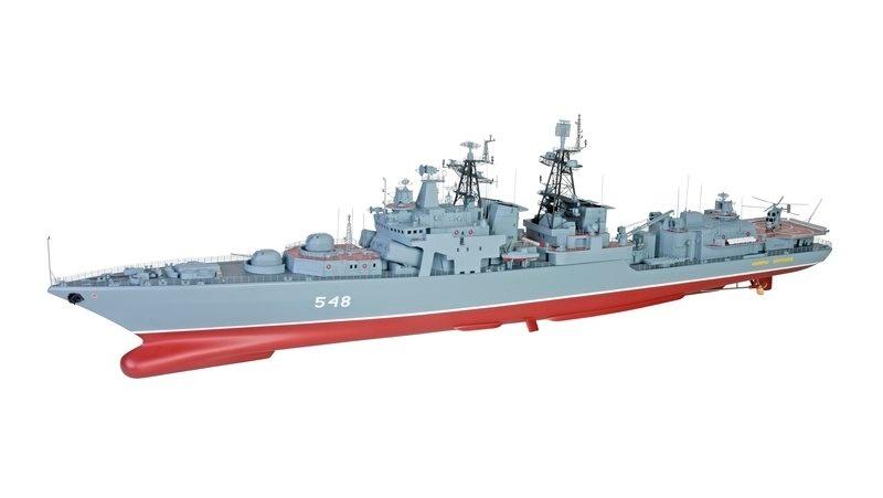 Russischer Zerstörer der Udaloy Klasse ADMIRAL PANTELEYEV