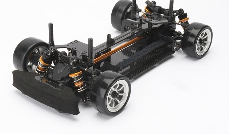 M210R 1/10 On-Road 4WD M-Chassis Kohlefaser Bausatz