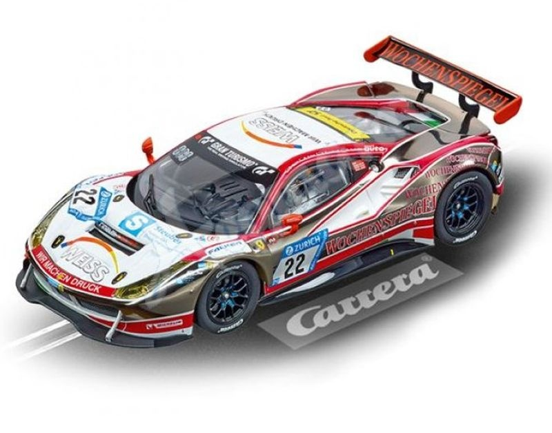 Digital 132 Ferrari 488 GT3 WTM Racing, No.22