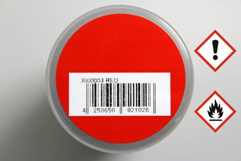 PAINTZ rot 150ml Polycarbonat Spray - Lexanfarbe