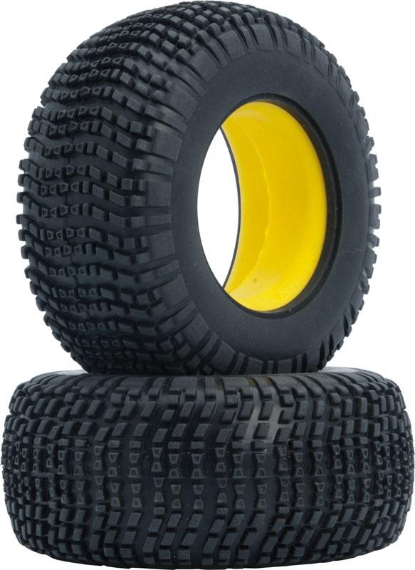LRP VTEC 110 Short Course Reifen + Einlagen (2Stk)  S10