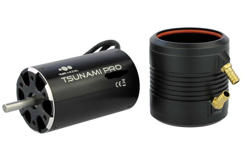 Tsunami Pro Seaking BL-Motor mit Wasserkühlung IL3660-1800KV
