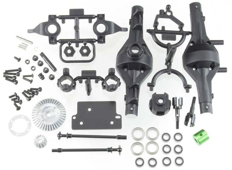 SCX10 AX10 Achsen Set, komplett