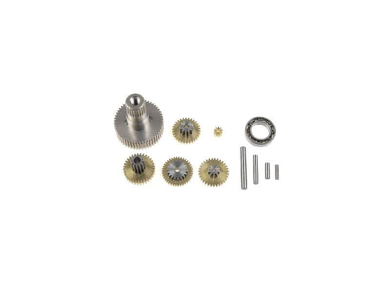 Servoersatzgetriebe für Corally Servo CS-4014 und CV-4008