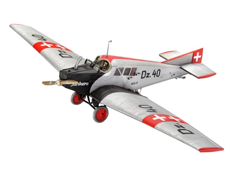 Model Set Junkers F.13 Baukasten 1:72