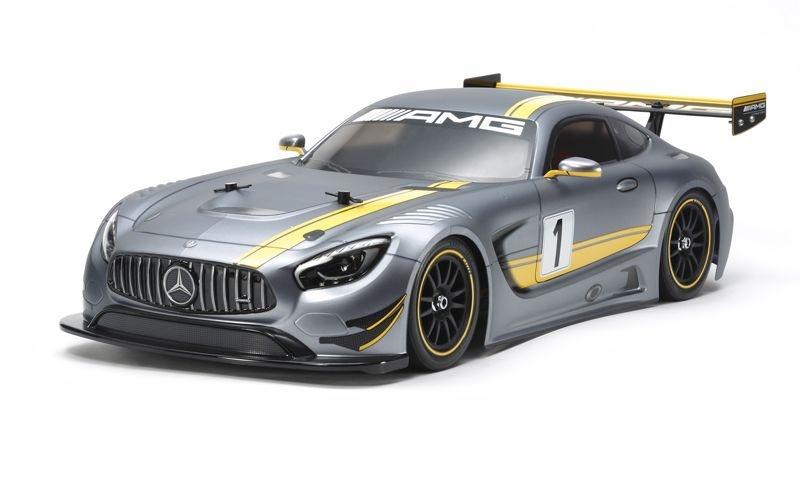 Karosserie-Satz Mercedes-AMG GT3 unlackiert