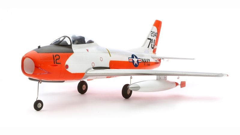 E-flite FJ2 Fury 15 DF BNF Basic