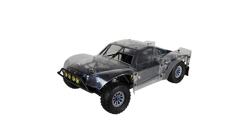 horizon hobby losi 5ive t roller 1 5 truck rolling chassis losb0024 ebay. Black Bedroom Furniture Sets. Home Design Ideas