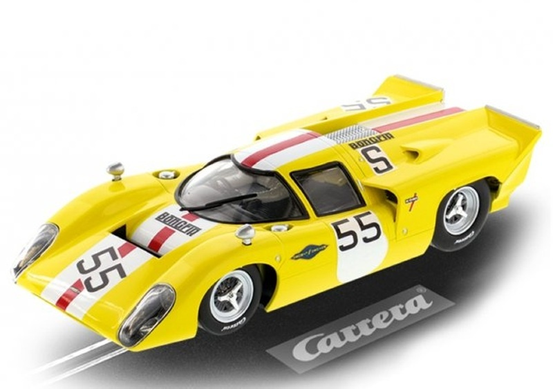 Digital 124 Lola T70 MKIIIb No.55, Nürburgring 1000km 1969