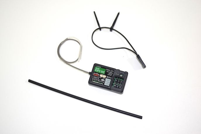 3-Kanal-Empfänger R3FS SVC 2.4Ghz