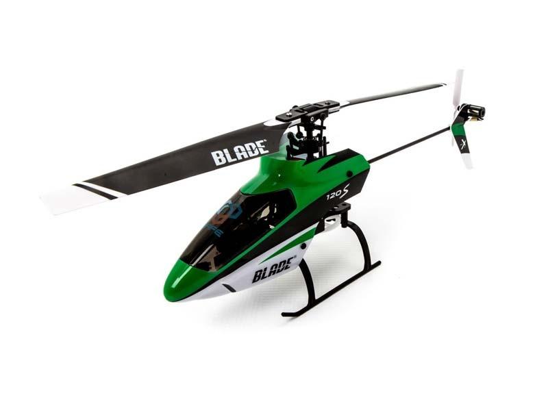Blade 120 S BNF mit SAFE-Technologie