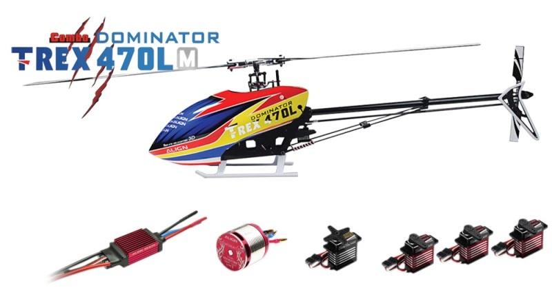 T-REX 470LM Dominator Combo