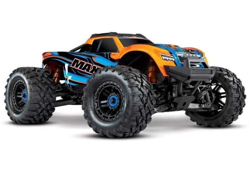 Maxx 4S 4WD Monster Truck 1:10 Brushless TQi RTR inkl. LED