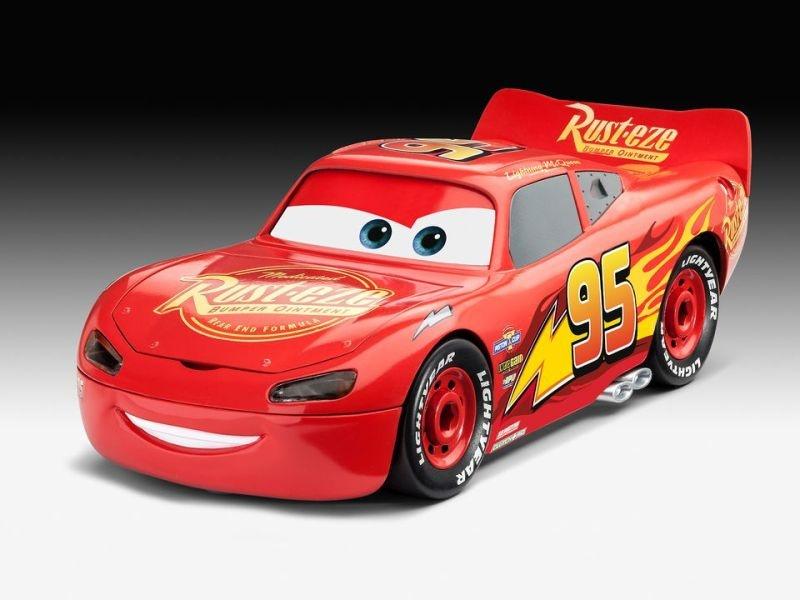 Lightning McQueen - Junior Kit 1:20