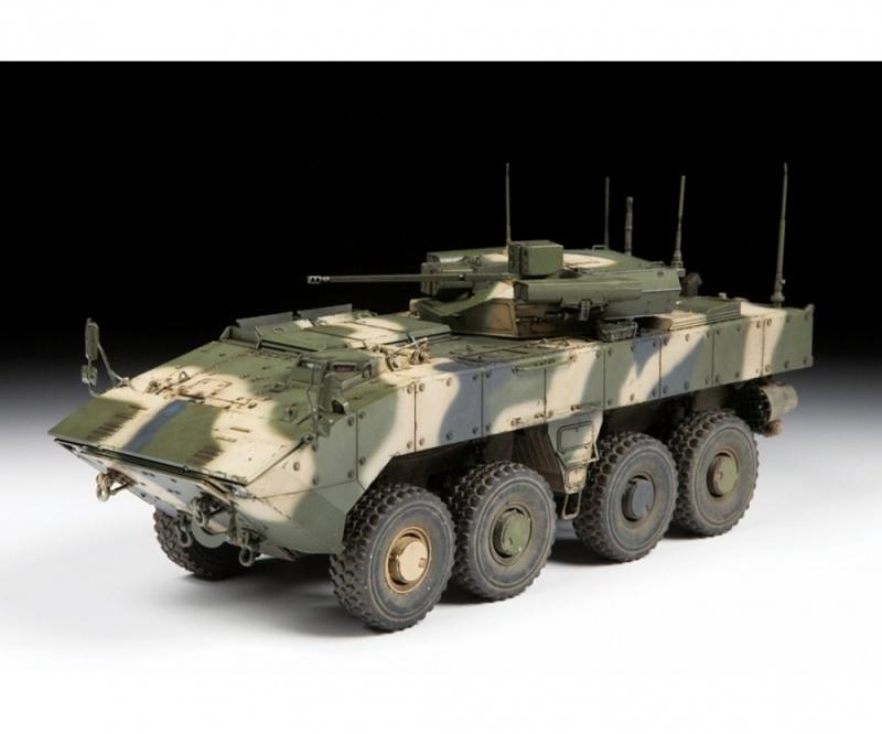 Bumerang-BM Russisches IF Fahrzeug 1/35 Bausatz