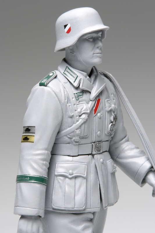 WW2 Figuren Rangabzeichen Dekorbogen 1/16 1/35