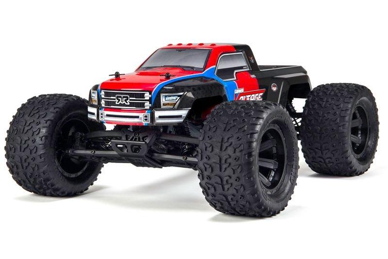Granite Voltage 2WD 1/10 Monster Truck RTR rot/schwarz