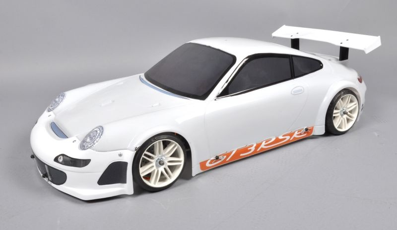 Porsche 911 GT3 2WD Sportsline 1/5 Zenoah 23 ccm Benzin RTR