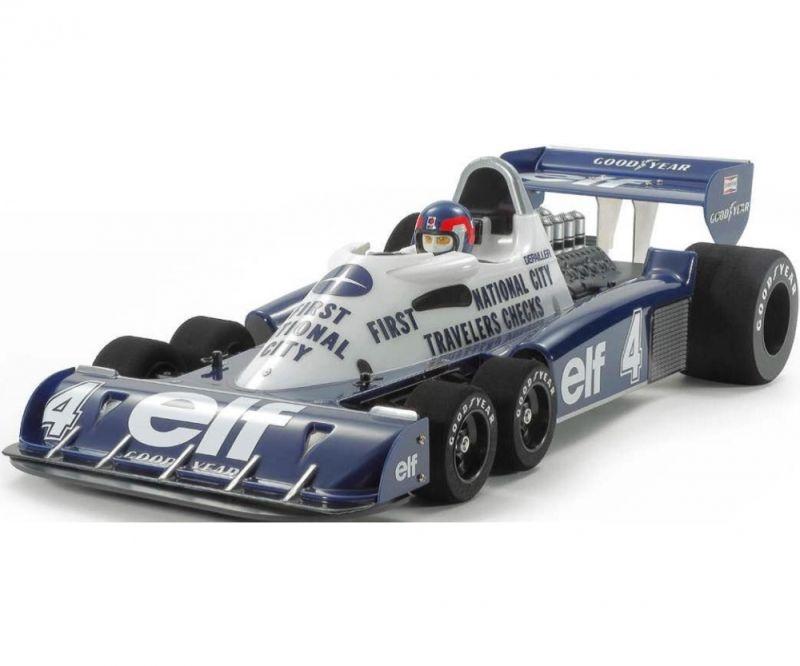 Tyrrell P34 1977 Monaco Special 1/10 RC Bausatz