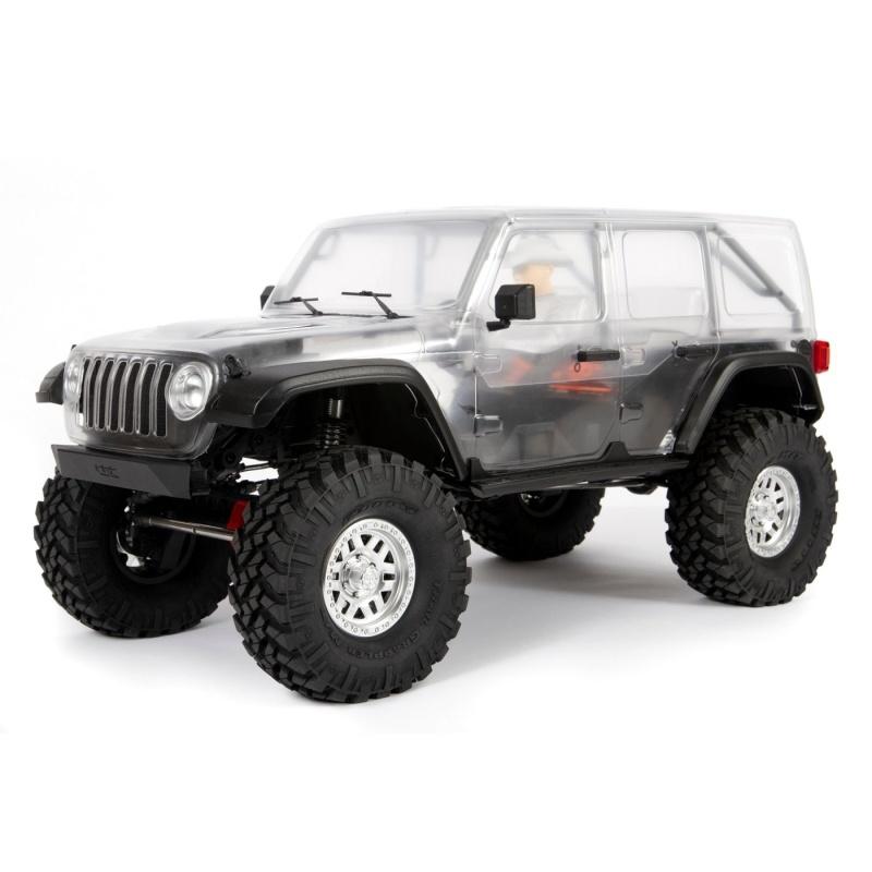 SCX10 III Jeep JLU Wrangler 4WD Crawler Bausatz