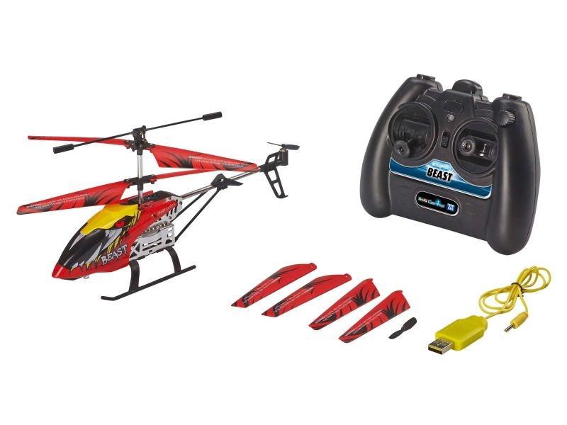 Helicopter Beast 2,4GHz 3-Kanal RTF