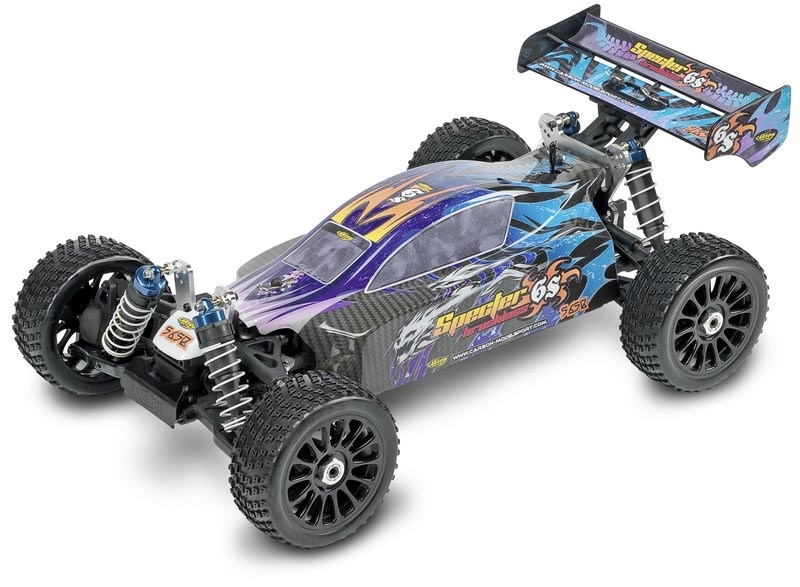Specter Two Pro Brushless 6S 2,4 GHz CY-E