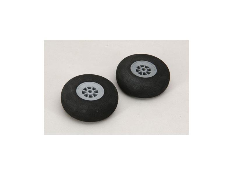 Mossgummi Räder 45mm (Paar)