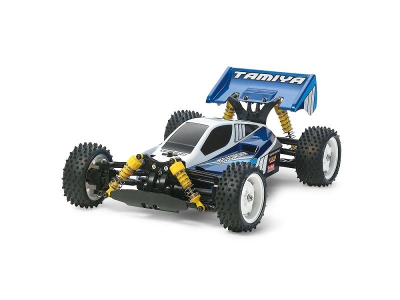 1st Try Neo Scorcher TT-02B 4WD Buggy 1/10 Kit teilmontiert