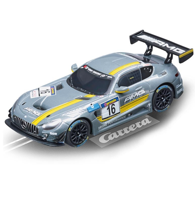 GO!!! Mercedes-AMG GT3 No.16