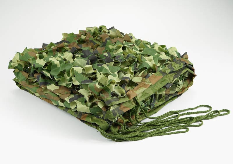 Camouflage Netz 150x150cm