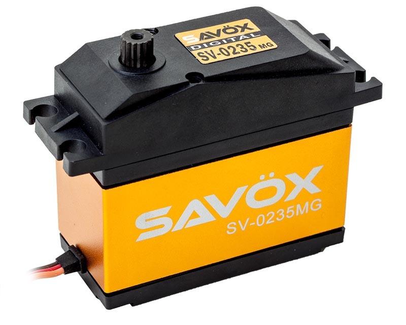 SV-0235MG Großmodell Digital Servo 35kg - 0,15sek/60