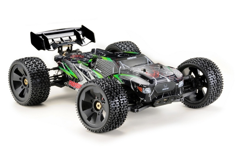 TORCH Gen2.0 4WD Brushless Truggy 1:8 4S 2,4GHz RTR