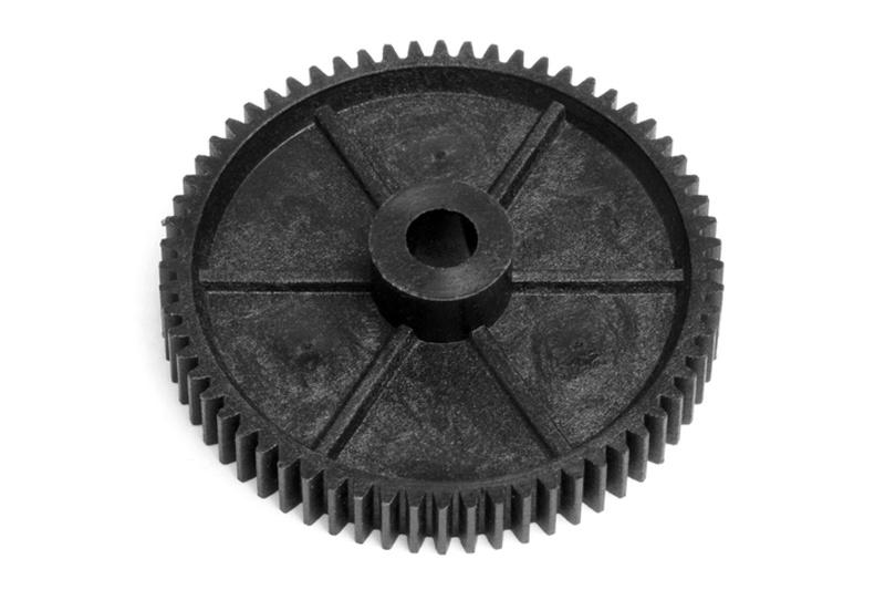 Hauptzahnrad 64Z (Modul 0.6)