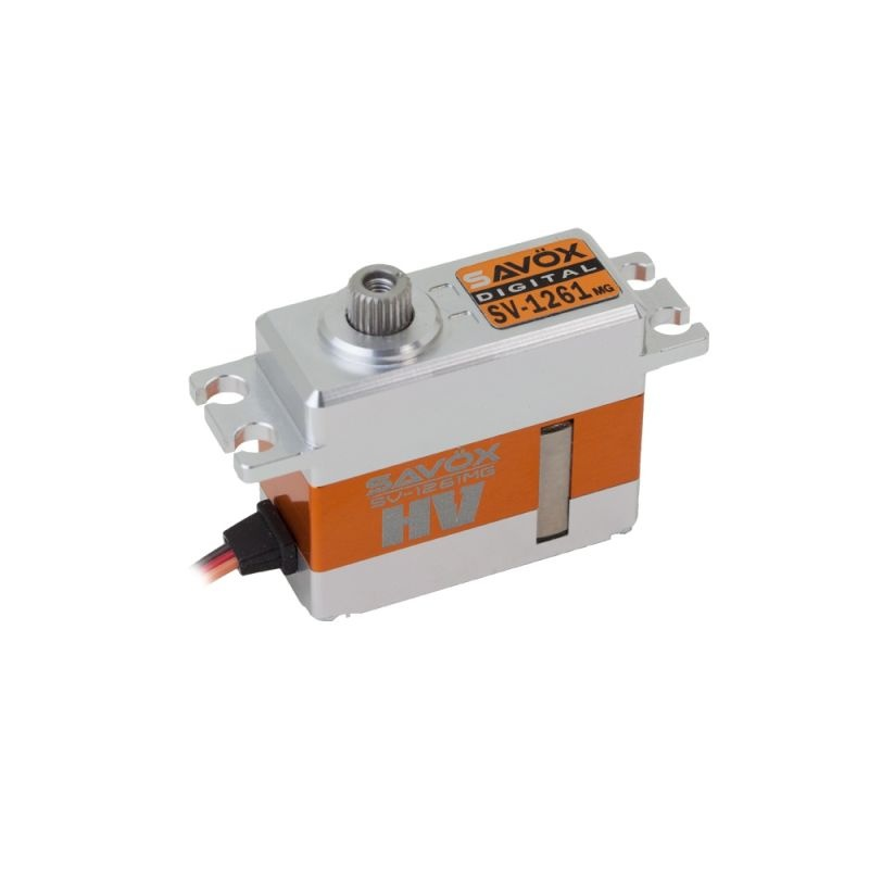 SV-1261MG HV Digital Servo Metallgetriebe