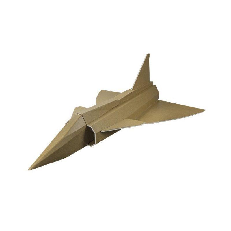 Viggen Delta-Jetmodell 700mm Bausatz