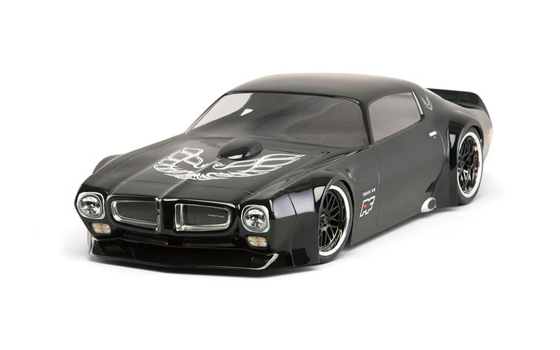 PROTOform 1971 Pontiac Firebird TransAm Clear Body 200mm