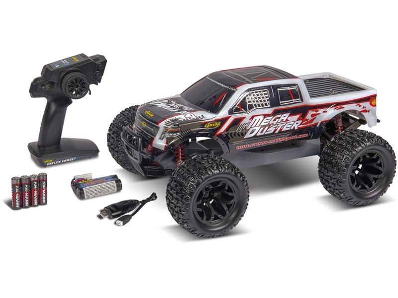 Mega Duster FE 1:10 2.4GHz 100% RTR Monster Truck