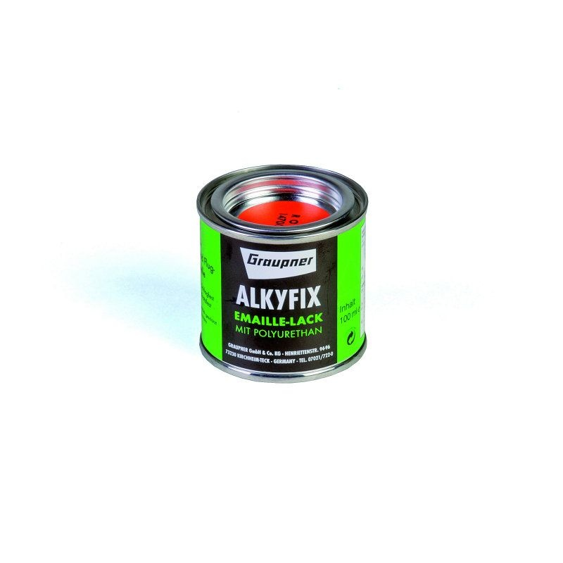 Alkyfix Emaillelack rot 100ml