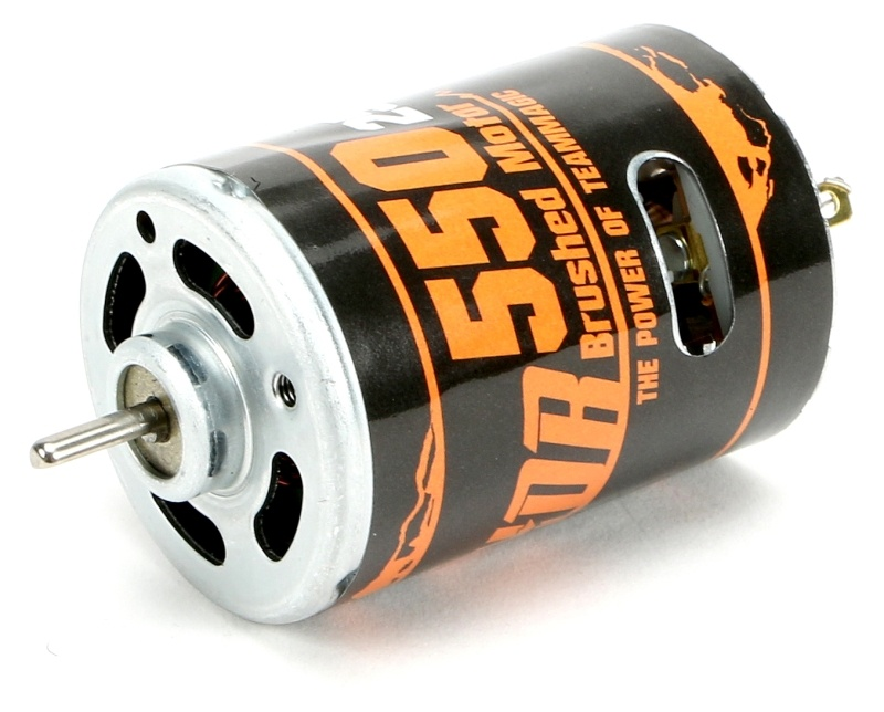 THOR 550 Brushed Elektromotor, Stock