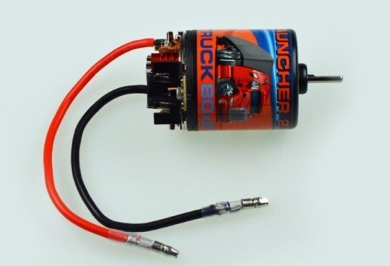 Launcher 2.0 80T Truck Brushed Motor